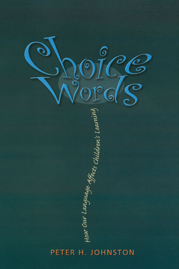 Choice words stenhouse publishers preview fandeluxe Gallery
