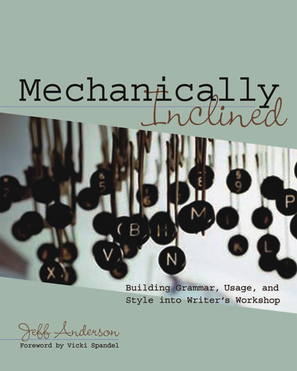 Mechanically Inclined Stenhouse Publishers