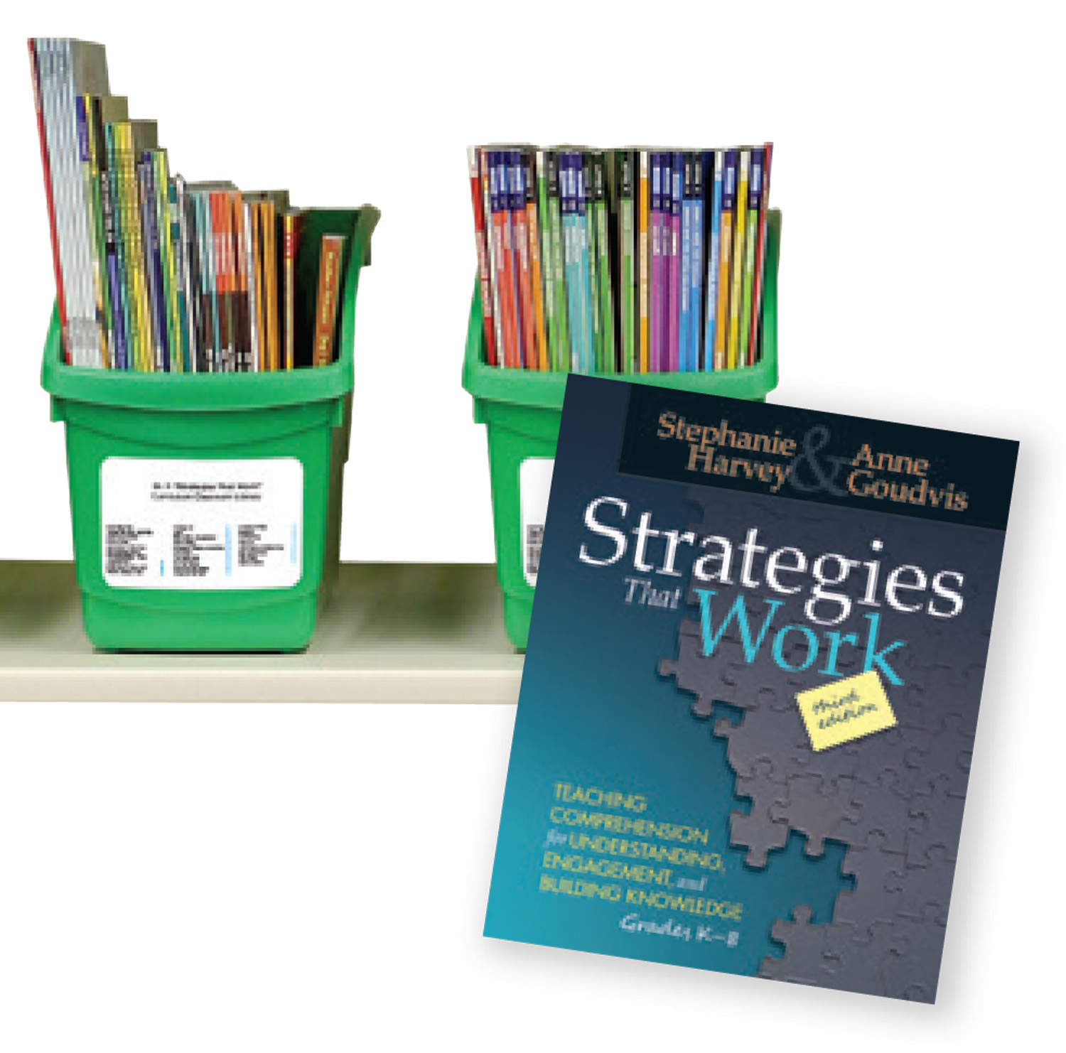 Strategies That Work Classroom Library Collections